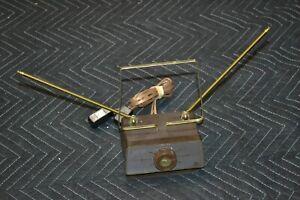 VTG Sears Signal Control Mid Century Antenna Rabbit Ears USA MCM Space Age 6844