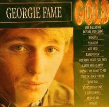 Georgie Fame Gold (compilation, 14 tracks)  [CD]