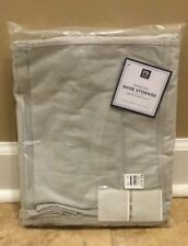 NEW Pottery Barn Teen Dorm Hanging Shoe Storage GRAY