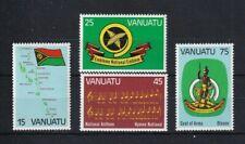 VANUATU 1981 1st Anniversary of Independence Set MNH