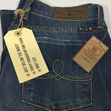 Lucky Brand Sofia Boot  Medium Wash Jeans Size 14/32 Ankle NWT 5 Pockets