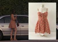 No One Lives Betty (Laura Ramsey) Hero Movie Costume 'Jessica Simpson' Dress