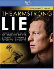 The Armstrong Lie (Blu-ray Disc, 2014) BRAND NEW ***$5 Movie***