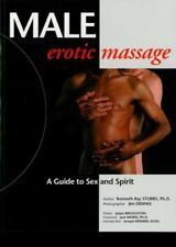 Male to Male Erotic Massage Soft Covered Book Guide to Sex & Spirit. Express