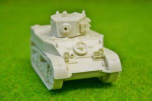 WW2 UK M5 Stuart tank 1/56 scale – 28mm Blitzkrieg Miniatures