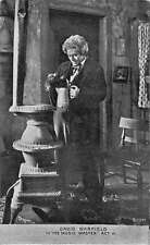 Music Master Play David Warfield Actor Antique Postcard J45869