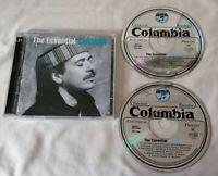 CD - Santana The Essential Santana CD 2 Discs 2005 Sony Audio