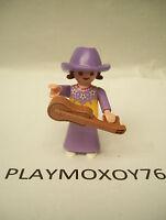 PLAYMOBIL. TIENDA PLAYMOXOY76. FIGURA DE NIÑA DEL OESTE.