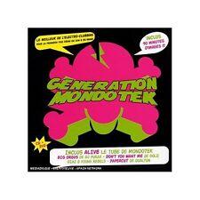 CD NEUF scellé - BAXTER BAXTER - GENERATION MONDOTEK / Edition Digipack -C26