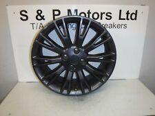 "Fiat Grande Punto 06-10 17"" 6.5J Alloy Wheel ET46 4x100 51797477 #2"