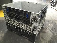MAGNUM CLASSIC - PLASTIC STORAGE FOLDING PALLET BOX CONTAINER - FLC K975 GRADE A
