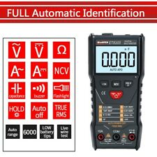 APEXEL ET8103 Full Intelligent Multifunctional LCD Digital Multimeter Atuo Range