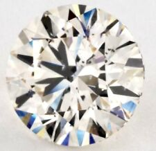 Solitaire Round Loose Natural Diamond 3.02 Ct L SI1 AGS Certificate Engagement