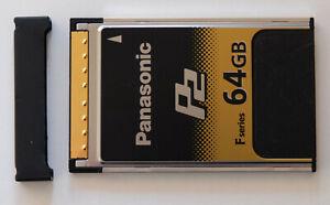 Panasonic P2 Speicherkarte 64 GB Fseries