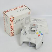 Sega Dreamcast Official Controller HKT-7701 Boxed DC Game 2501