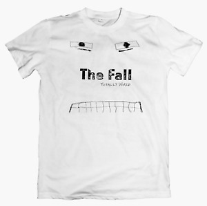 THE FALL 'Totally Wired' T-shirt, Wire. Joy Division. Sonic Youth Birthday Party