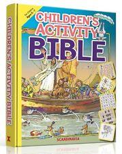 Children's Activity Bible - Hardcover - Retail $24.99