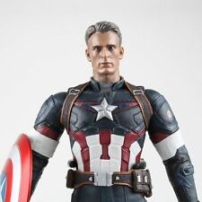 Hot Toys Marvel Avengers Age of Ultron Captain America 1/6 Scale Action Figure