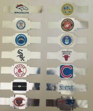 16 Sport Cigar Bands Labels Favor Tobacco Chocolate Bubble Gum Other Events +