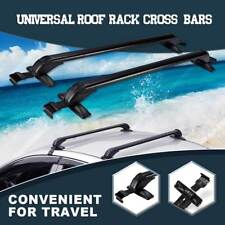 Aluminum Universal Roof Rack Cross Bar Cargo Luggage Car with Anti-theft Lock