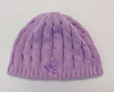 American Girl Doll Pretty & Plaid Dress Outfit Lilac Knit Beret Beanie Hat Only
