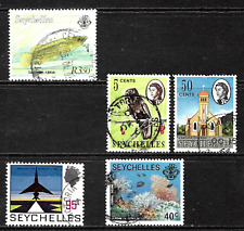 Seychelles  .........1358