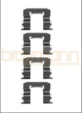 Brake Pad Fitting Kit fits SSANGYONG REXTON 2.7D,2.9D Front Braymann Quality New