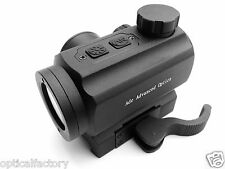 1X20 INFRARED RED DOT SCOPE SIGHT QUICK RELEASE MOUNT FOR NIGHT VISION HUNTING