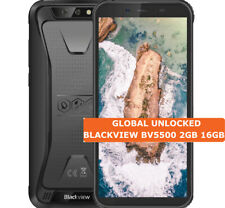 BLACKVIEW BV5500 2gb 16gb Quad Core Waterproof 8 MP Face Id Android Smartphone