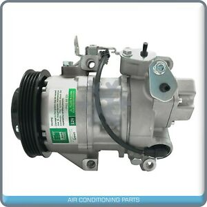 NEW A/C Compressor for Scion xB 2005 to 2006 / Toyota Yaris 2008 to 2017