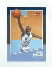 2013-14 Fleer Retro #40 Michael Jordan UNC Bulls