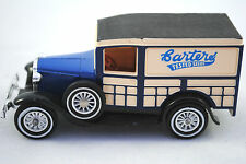 Matchbox of Yesteryear No:Y-21 1930 FORD Model A Woody Wagon CARTERS SEEDS MIB