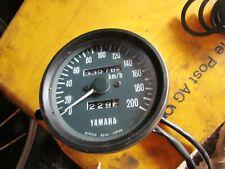 Yamaha RD 250/400 d/e/f speedo kmh