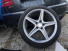 2015-2019 Mercedes-Benz W205 C300 ((AMG)) C450 C220 sport wheel rim runflat tire