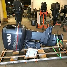 "2000 YAMAHA 225 OX66 OUTBOARD / 25"" shaft / FRSH POWERHEAD NEW LOWER UNIT /"