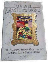 Marvel Masterworks HC Vol 5..Amazing Spider-Man vol 2. Hardcover rare copy