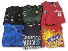 CLOTHING * 6 Formula One 1 Mens Rally Tops Hood Wholesale Clearance Job Lot L AB