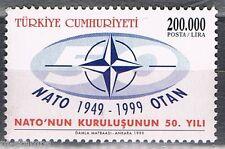 Turkije 1999 3174 50 jaar NAVO OTAN NATO