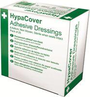 Hypacover Medio Adhesivo Apósitos 8.6 x 6cm Paquete De 25 D7137A