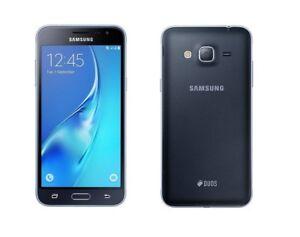 Samsung Galaxy J3 (2016) in Black Handy Dummy Attrappe - Requisit, Deko, Werbung