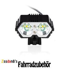 LED Fahrradlampe Scheinwerfer Wasserdicht 300M extrem hell 4 Modus Einstellbare