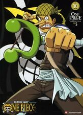 One Piece: Collection Five [New DVD] Boxed Set