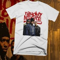 Naughty By Nature Hip Hop T-Shirt OPP Retro Rap Tee, all sizes, soft cotton, new