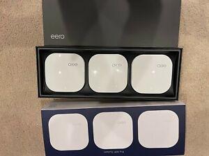 Eero Pro 2nd Gen B010001 Mesh Wi-Fi System (3-pack)