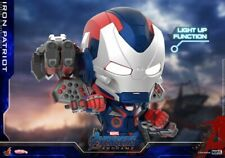 COSB656 Iron Patriot Armor Marvel Figures Toys Hot Toys COSBABY Avengers Endgame