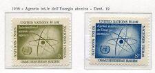 19024) UNITED NATIONS (New York) 1958 MNH Neuf Atomic