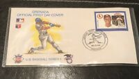 ULTRA-RARE STAN MUSIAL ST. LOUIS CARDINALS STAMP FIRST DAY OF ISSUE BASEBALL HOF