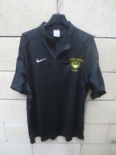 Maillot rugby STADE MONTOIS Mont-de-Marsan NIKE shirt noir collection L