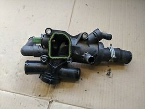 PEUGEOT 407 2.0 HDI ENGINE THERMOSTAT HOUSING 9656182980