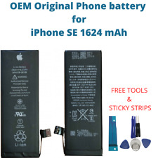 OEM Original Battery For iPhone SE 1624 mAh Capacity Genuine Replacement Battery